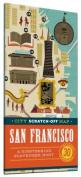 City Scratch-off Map