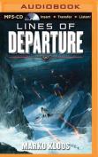 Lines of Departure  [Audio]
