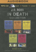 J. D. Robb in Death Collection Books 21-25 [Audio]