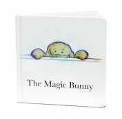 Jellycat Board Books, Magic Bunny Book - 20cm