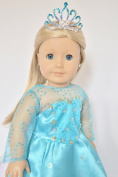 EVENING GOWN FOR AMERICAN GIRL DOLLS