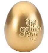 Ceramic Golden Easter Egg