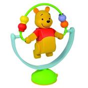 Winnie The Pooh High Chair Skipping Pooh  .