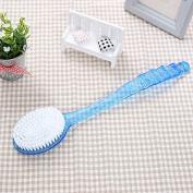 Long Handled Bath Brush Scrubber Massager Skin Helper Body Bath Shower Back Brush
