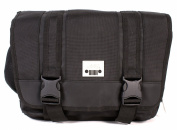 PH-1443 Black Jeep Laptop Messenger Unisex School Shoulder Bag