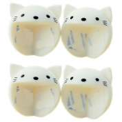 Cat Baby Home Infant Corner Cushions Balls Toddler Proofing Guard Set of 4
