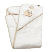 Clevamama ClevaBear Apron Towel