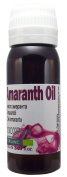 Amaranth Oil - Bio Organic 100% pure , Super big bottle 60ml/2.02oz, Cold Press , Extra virgin , Premium Grade , Undiluted pure without other oils added, Shipped from Spain