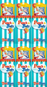 Punch and Judy Tutti Fruitti Toothpaste 50ml x 6 Packs