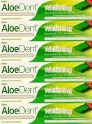 Aloe Dent Whitening Toothpaste 100ml x 6 Packs