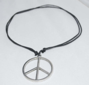 Peace Sign - Pendant made ..of metal 25 mm
