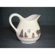 TABLE COOK & Cream Jug F031310328D0206 Cow Design taupe Grey