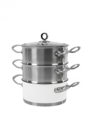 Morphy Richards 18 cm Steamer 3 Tier