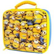 Despicable Me Minions Insulated Lunch Bag Sandwich Snack Carry Case