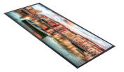 Venice Italy Design bar runner great for home bar shop cocktail party advertising tool bar mat