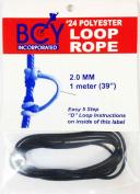 New Archery BCY D - Loop Rope / String 1 Metre Black by ASD