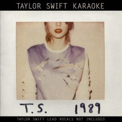 Taylor Swift Karaoke: 1989 [CD/DVD]