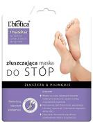 L'biotica Exfoliating Peel Foot Sock Mask