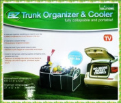 Car Boot Foldable Organiser and Cooler