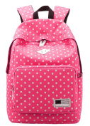 SAIERLONG Women's And Girl's Backpack School bag travel bag Oxford