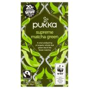 Pukka Herbs Supreme Green Matcha Tea 20 sachet