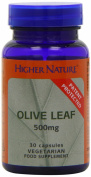 Higher Nature Olive Leaf Extract 500mg Pack of 30
