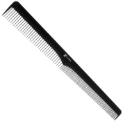 Professional Hairdresser's Carbon Tapered Cutting Comb