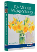 10-minute Watercolours with Hazel Soan DVD