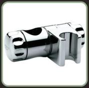 Shower Riser Rail Height Adjuster Bracket Chrome