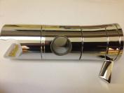Mira Discovery Clamp Bkt Assy Chrome (19mm Rail) 1595.033