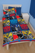 Transformers Transformers Four Single Rotary Duvet Set
