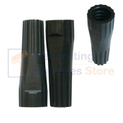 2 x RoDo Extension Pole Adapters | Decorators Extension Pole Screw Thread To Push Fit Converters