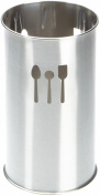 Zeller 27339 Kitchen Utensil Holder 10 x 18.5 cm Stainless Steel