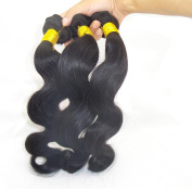 LaNova Beauty Brazilian Hair for Sale,Mix Size:3pcs 22+24+70cm ,Body Wave,Natural Colour,3pcs/lot,100g/pc Order Brazilian Hair Online