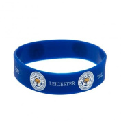 Leicester City F.C. Silicone Wristband Official Merchandise