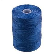 C-Lon Bead Cord, Blue