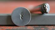 SUPPLY GUY 5mm Single Metal Punch Design Stamp