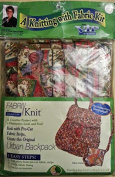 Knitting With Fabric Kit