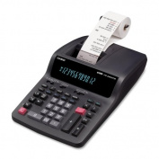 """Casio Fr2650tm Printing Calculator . 12 Character(S) . Ac Supply Powered . 11cm X 22cm X 38cm """"Product Type"""