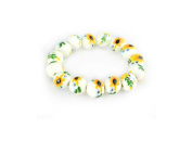 Easting Chinese Ceramic Bracelet Bohemia Style Jewellery Set Decoration Accessories for Women Four Colours