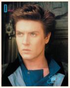Duran Duran Simon Le Bon Portrait Vintage 80s 20cm x 25cm Photograph