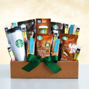 Starbucks Get up and Go Gift Box