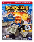 Sick Bricks, Big Sick Character Pack Bucky Blastoff vs Berserker Bot