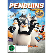 The Penguins Of Madagascar [DVD_Movies] [Region 4]