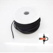SAS 30m Release Nock Archery Compound Bow D-Loop Durable Wire