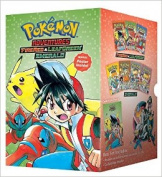 Pokemon Adventures Fire Red & Leaf Green / Emerald Box Set