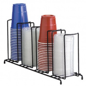 Dispense-Rite Lid/Cup Organiser wire rack - WR-4