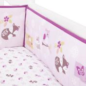 Bedtime Originals Lavender Woods Bumper