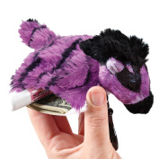 As Seen On TV Pillow Pets Zebra Poucheez Toy Gift