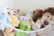 Kiboko Toy Hammock (Jumbo, Multi-Purpose) - High Quality Toy Organiser and De-cluttering Solution